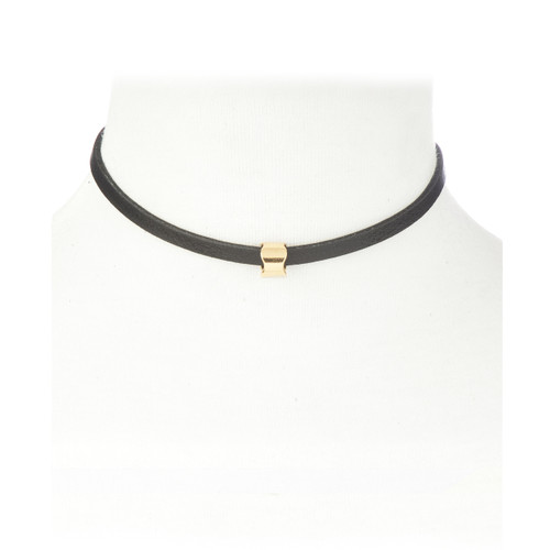 Ime Choker in Gold