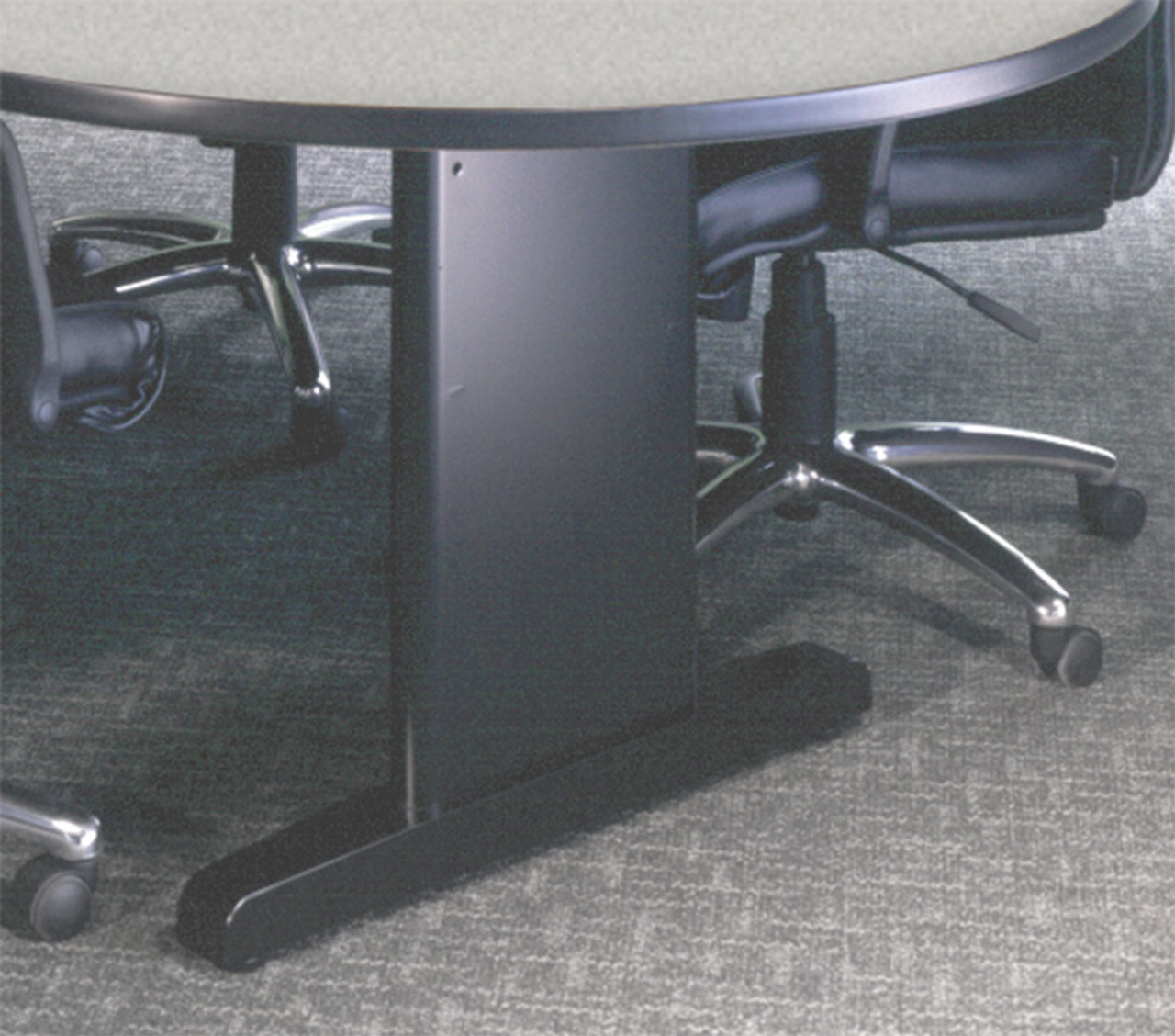 Modern Boat Shaped 6' Feet Conference Table, #MT-CSD-C11