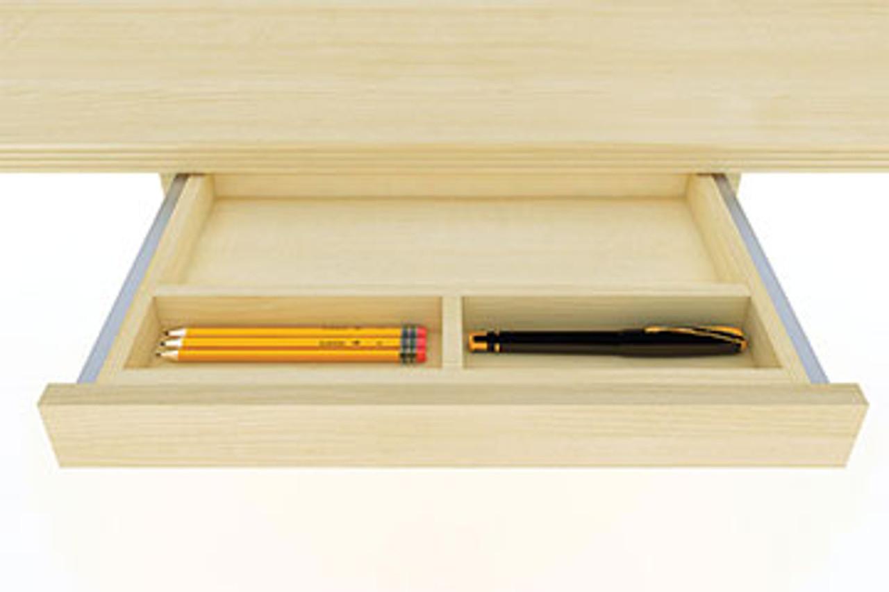 Center Pencil Drawer, #CH-AMB-CAB7