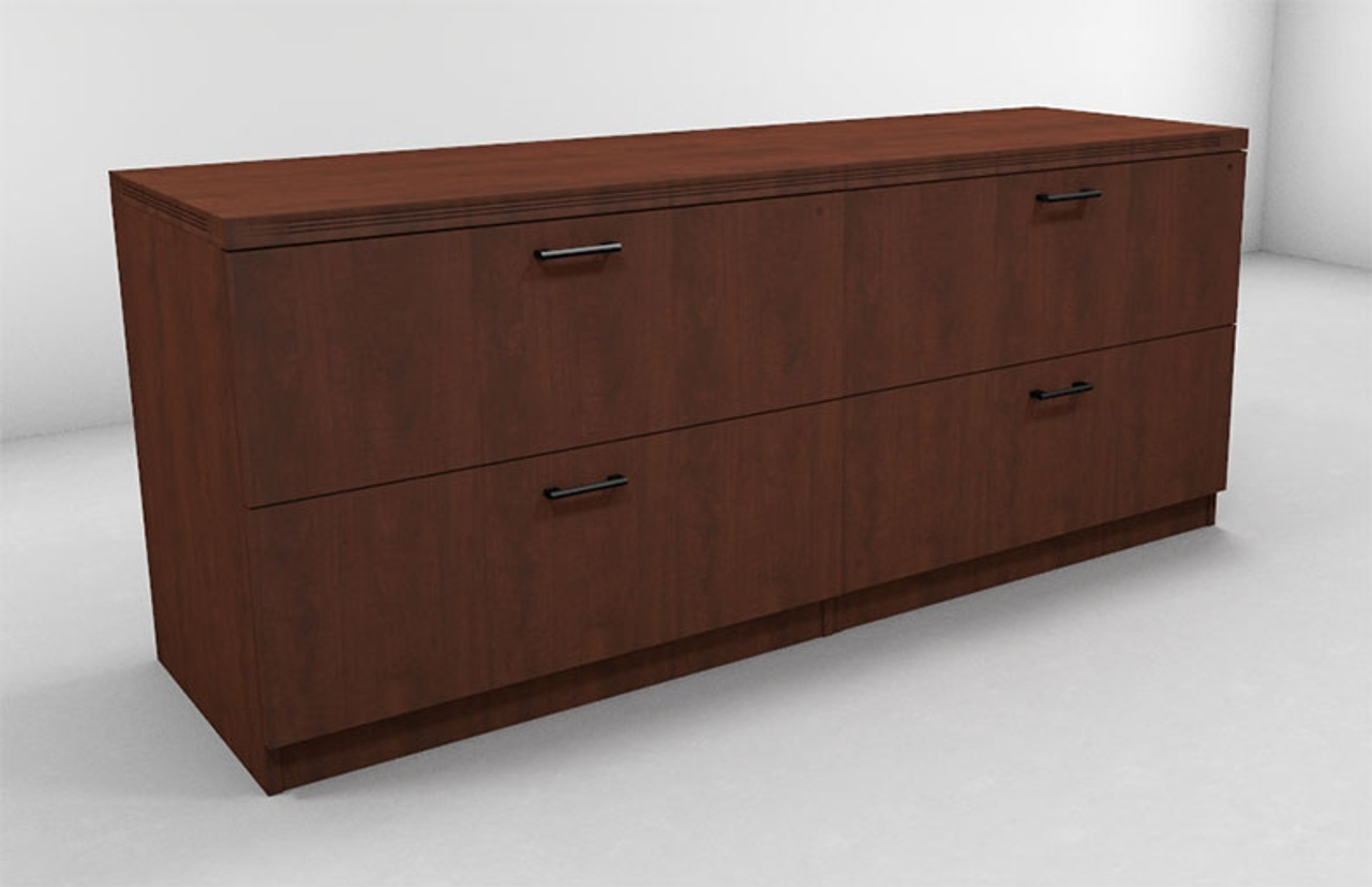 4 Drawers Low Wall Cabinet, #CH-AMB-CAB9