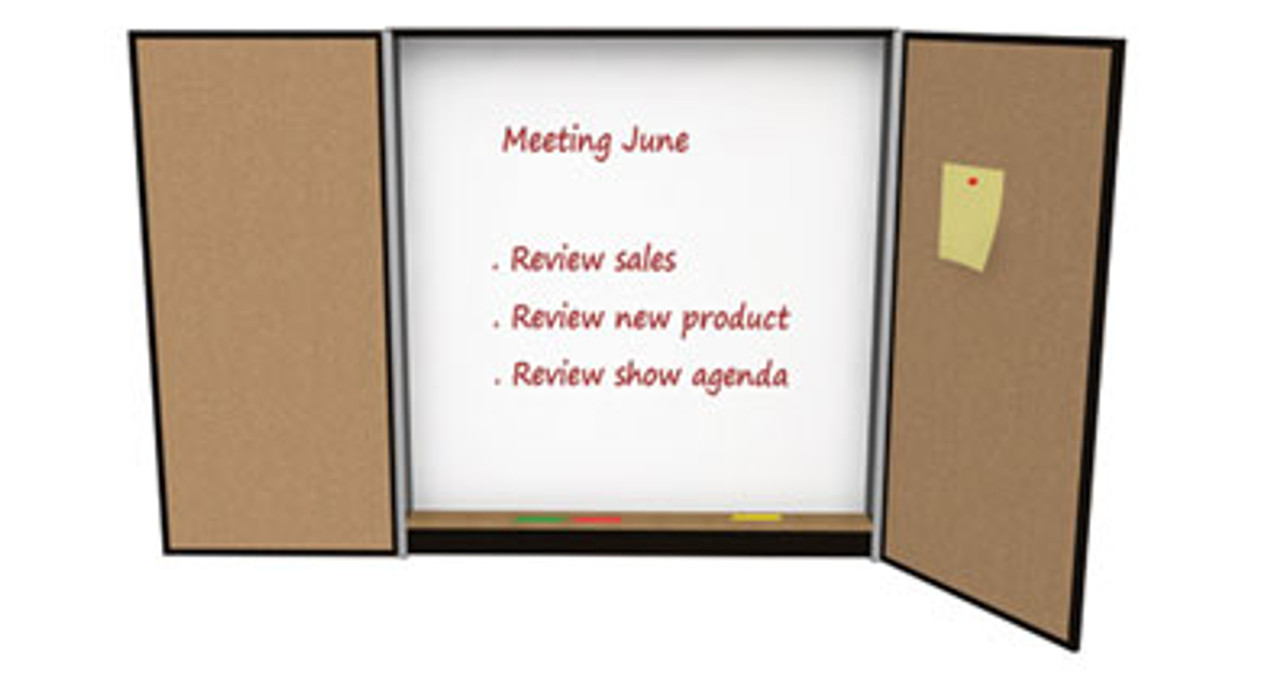 Presentation Board, #CH-VER-CAB2