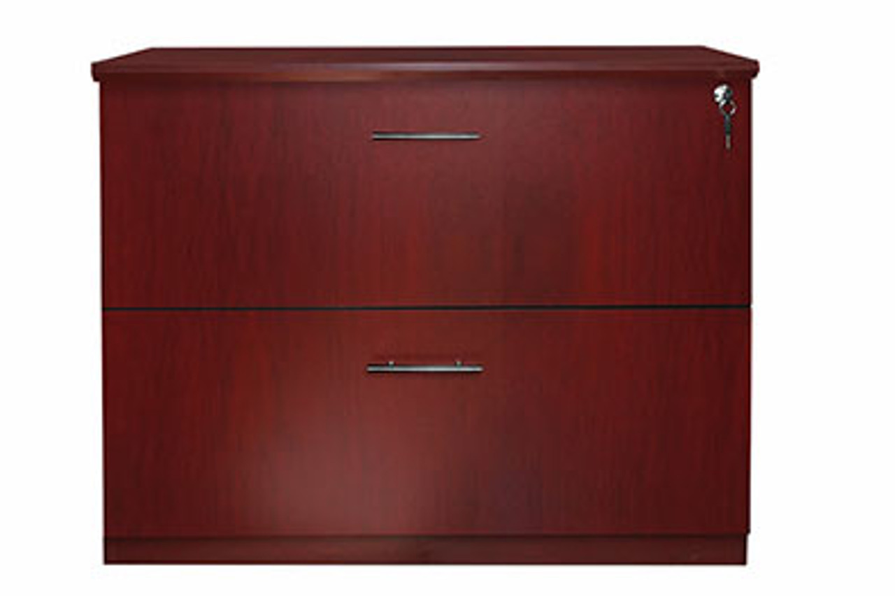 2 Drawers Lateral File Cabinet, #MT-MED-CAB5