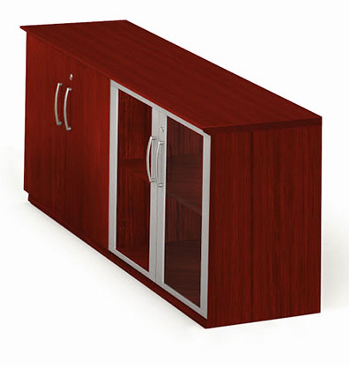 4 Doors Low Wall Cabnet, #MT-MED-CAB7
