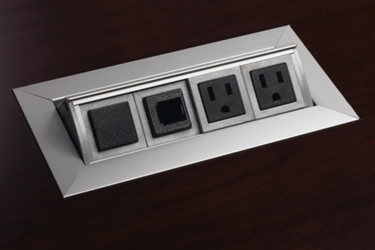 Power Module for Conference Table, #MT-MED-CAB10