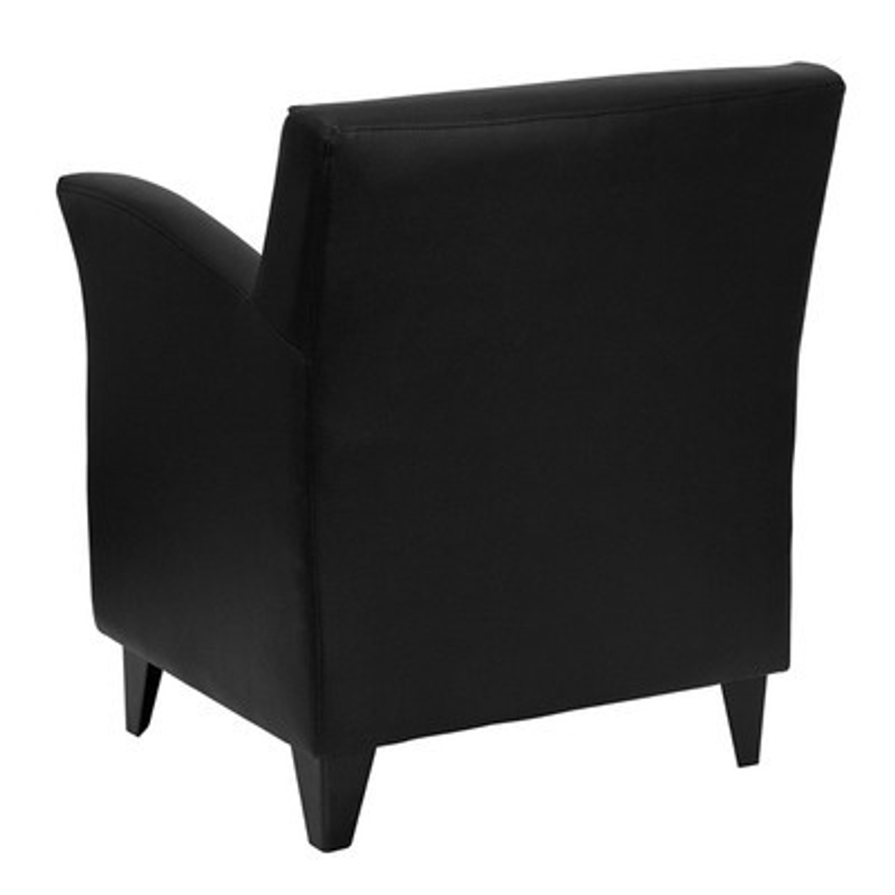 1pc Modern Leather Office Home Reception Guest Chair, FF-0483-12