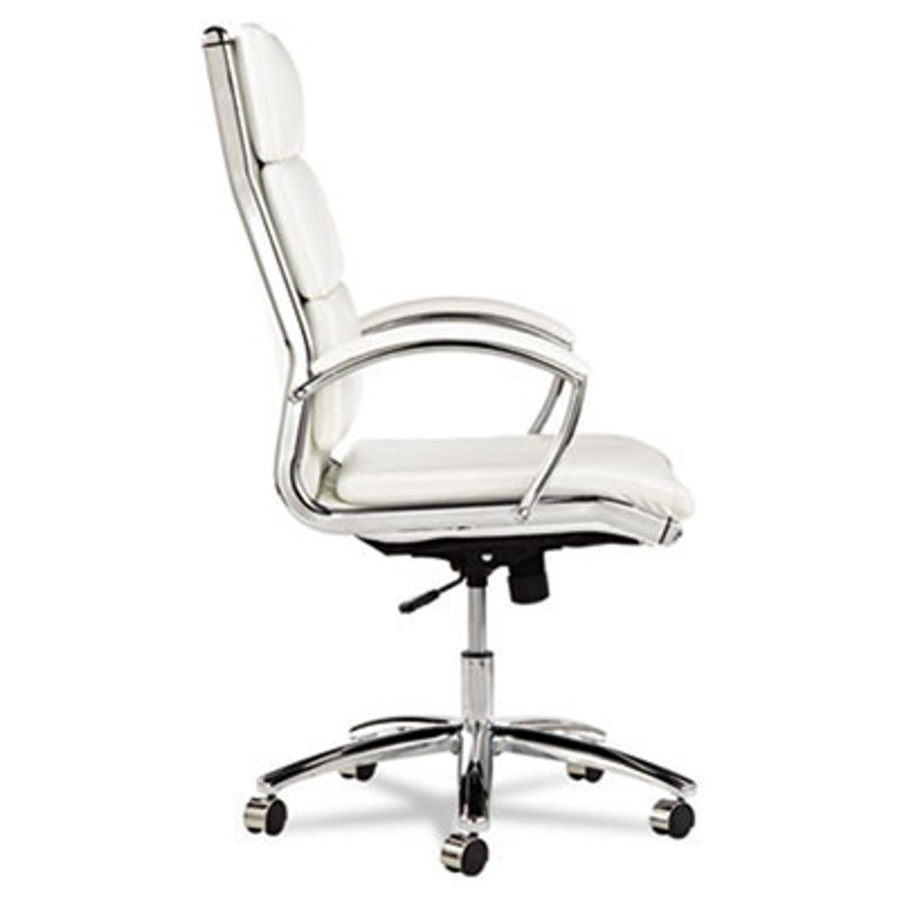 Hi Back Modern Leatherette Swivel/Tilt Office Chair, #AL-NR4106