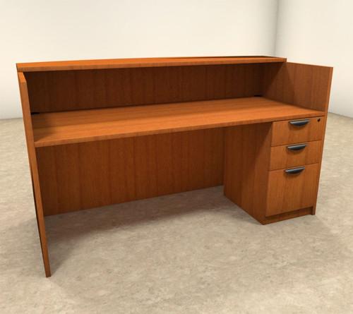 2pc Rectangular Modern Office Reception Desk, #OT-SUL-R1