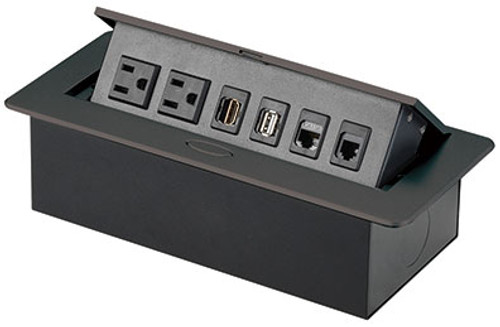 Power Module for Conference Table, #OF-CON-CAB2