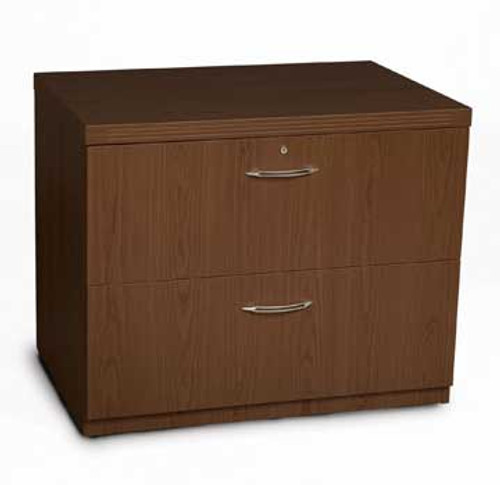 2 Drawers Lateral File Cabinet, #RO-ABD-CAB4