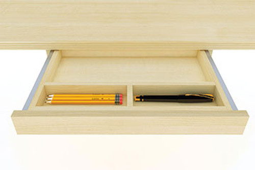Center Pencil Drawer, #CH-AMB-CAB7