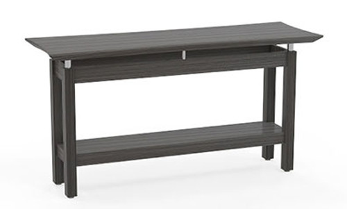 "30""h Sofa Table, #MT-STE-CAB1"