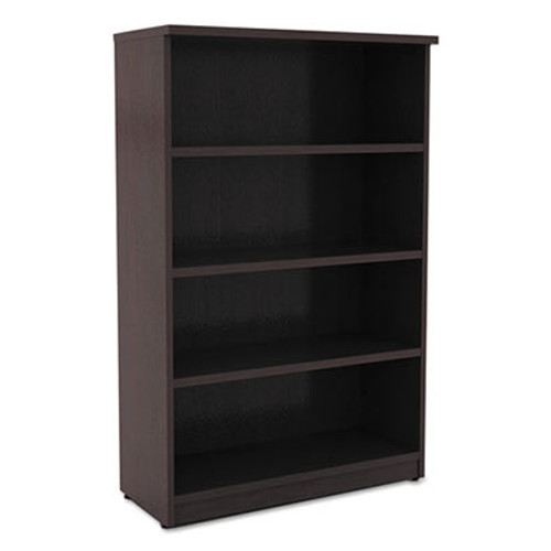 4 Shelf Bookcase, #AL-OPN-CAB6