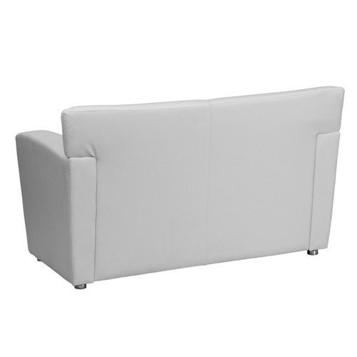 1pc Modern Leather Office Reception Loveseat, FF-0549-13