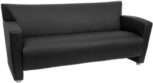 1pc Modern Leather Office Reception Sofa, FF 0428 12