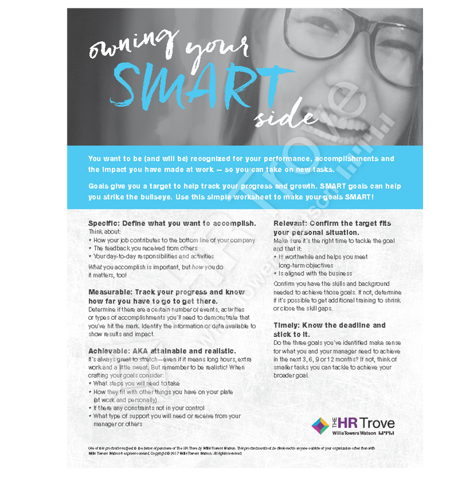 Owning Your SMART Side (page 1) Handout (Watermarked)