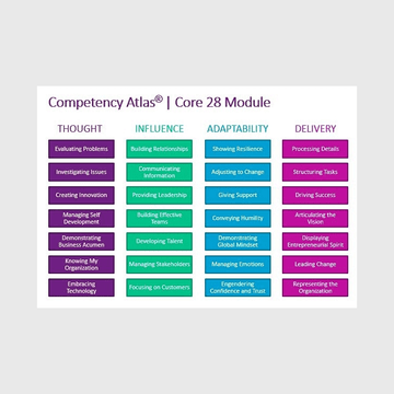 Competency Atlas Quick Start Bundle -- Efficiency