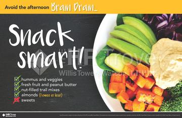 Send Brain Drain Packing Poster