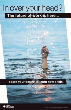 Spark Your Desire to Learn New Skills (Sparkler Design)