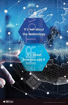 Technology ― It's About How You Use It (Globe design watermarked)