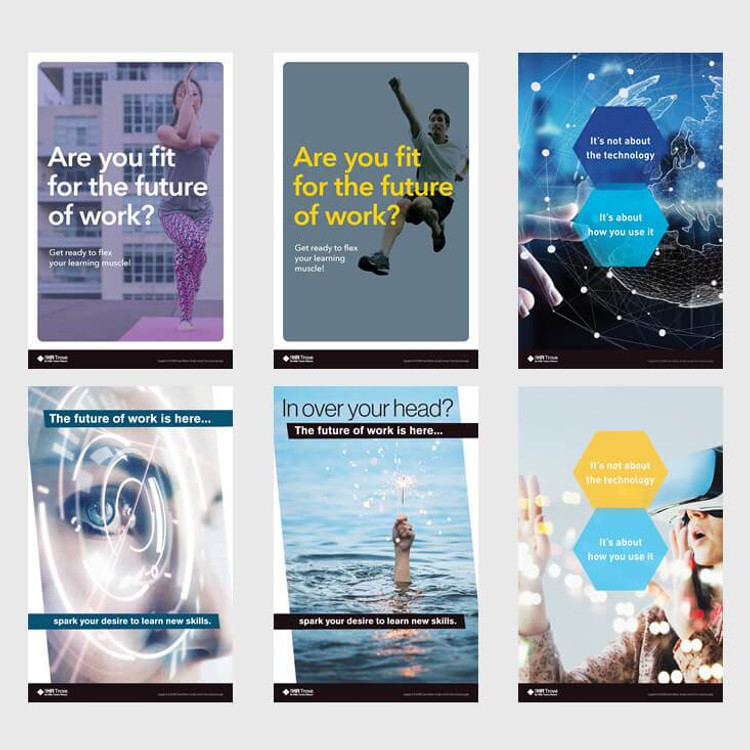 Future of Work Poster Collection