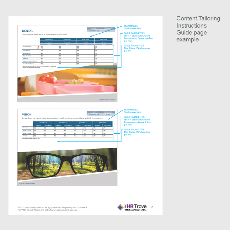 Benefits Enrollment Guide Template 20 Pg Outdoor Vibrant Style