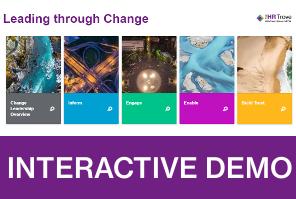 Change Leadership Interactive Demo