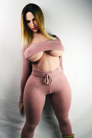 Wm Doll Emily Large Breasts Sex Doll 163cm H-Cup Hyper Realistic Lovedoll