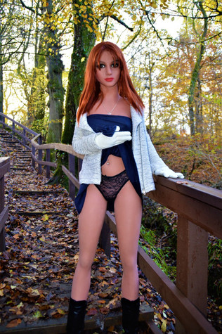 Irontech Doll Vera Sex Doll 155cm Hyper Realistic  Life Size Lovedoll With Medium Breasts
