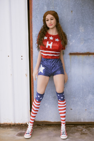 Jarliet Doll Rebecca Sex Doll 164cm Medium Breasts Realistic Life Size European Lovedoll