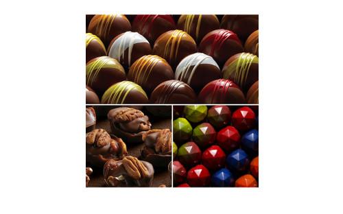 KOHLER Original Recipe Chocolates: Signature Taste Tower