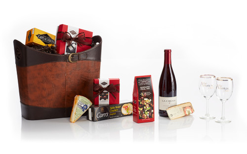 The American Club Gift Basket