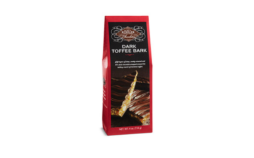 Toffee Bark - Small Bag, Dark Bark
