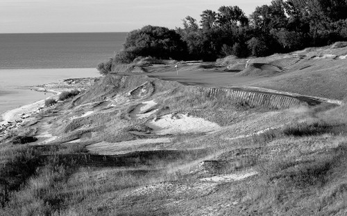 Image of Hole # 17- The  Straits®  at Whistling Straits®