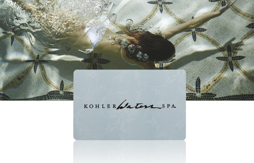 Kohler Waters Spa Gift Card