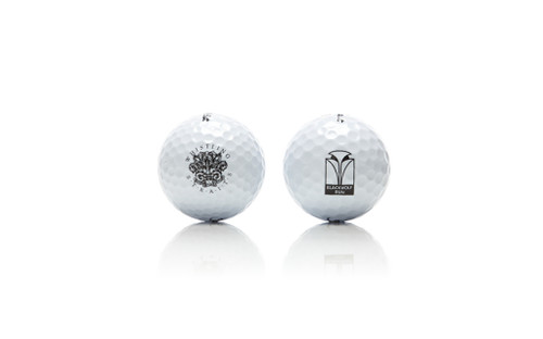 Logoed Ball and Box