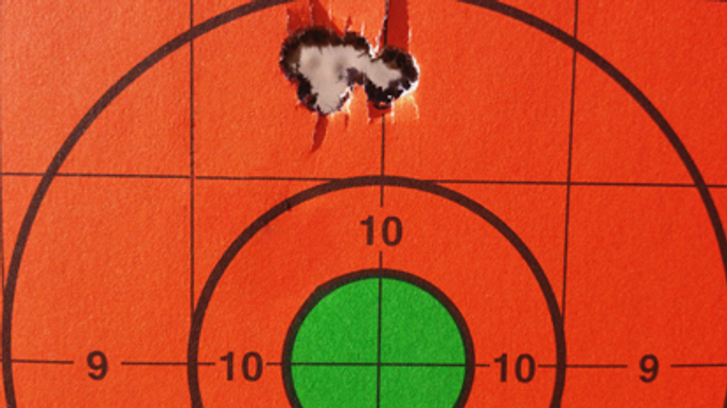 Eagle Eye Precision .308 WIN 175 Grain Hollow Point Boat Tail - 7 Shot Group