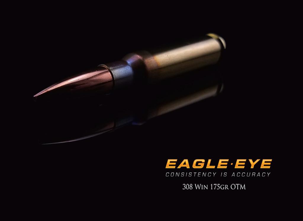 Eagle Eye 308 Win 175gr OTM Banner Image - 2