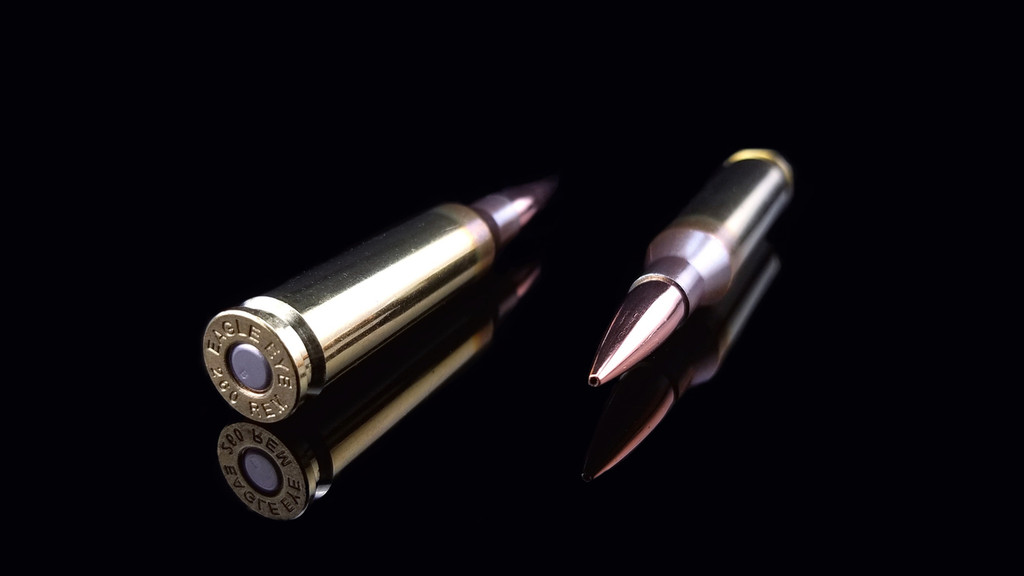 Eagle Eye Precision Match 260 Rem 130gr OTM Horizontal Cartridges