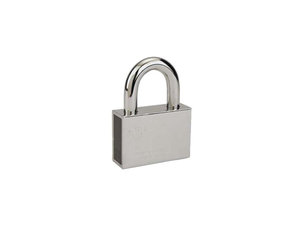 "Mul-T-Lock C08PC1 #8 C Series Pop Shackle Padlock Key Retaining 7/8"""