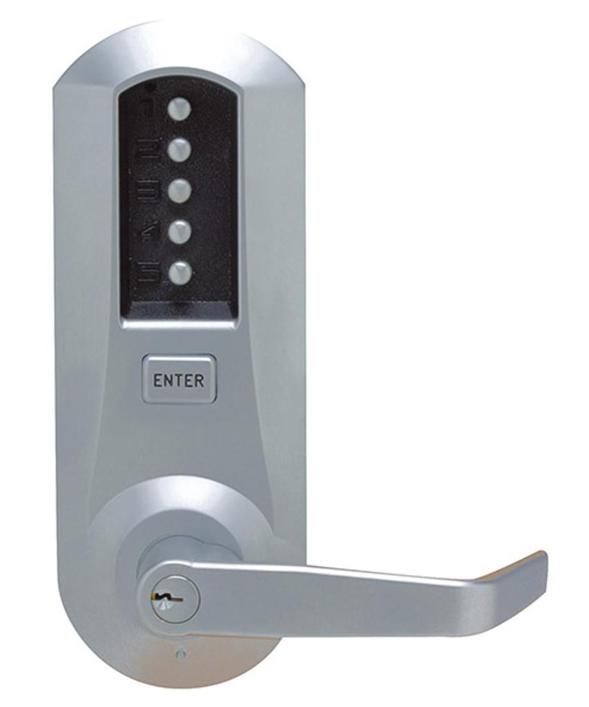 Kaba Ilco - Simplex Mechanical Pushbutton Lock 5021XKWL/5021BWL/5021XSWL