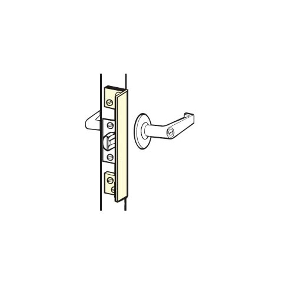 Don-Jo ALP-210 Mortise Latch Protector