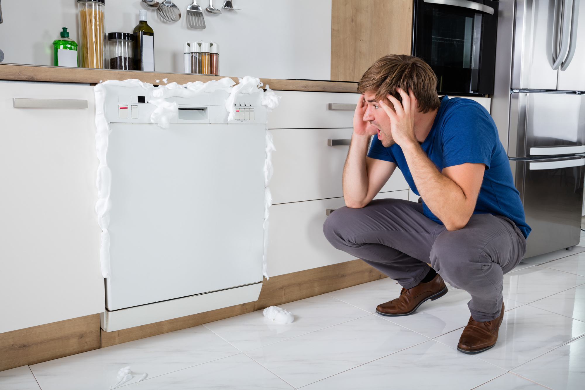 5 Signs You Have a Broken Dishwasher (and How to Fix it)
