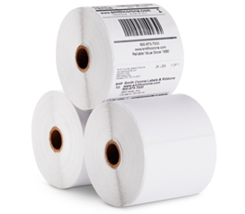 direct thermal labels rolled perfed 4 od 1 id cores 2 x 1