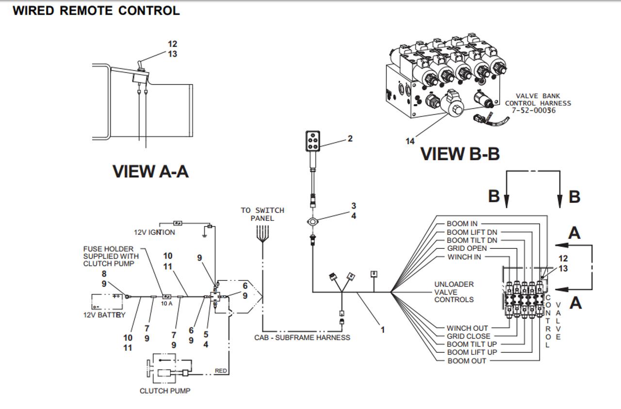 on jerr dan strobe light wiring diagram