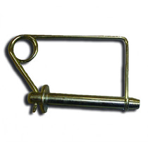 """Large Loxall Pin 5/8"""" x 5/ ½"""" is a large type of diaper pin. This pin will fit through the post to secure the deck into the place were you would like it. Simply slide the clip off the end of the pin, slide the pin into place and slip the clip back ov"""