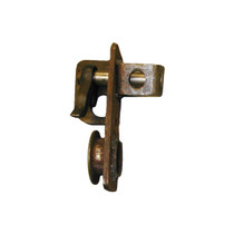 Quick release ratchet bracket holds your pawl, spring, and your roll pin in place so as you torque down your load it will keep the tension on your chain. 96806-R/H,COT,Cottrell