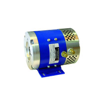 Electric Motor for Hydraulic Pump, Vented 12V It is a vented 12v motor that is used to power the self-contained units on our trailers. Drives hydraulic pump (BAHP). For auto haulers, car haulers   170-009-0001,D&D,D&D Motors