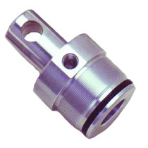 """Parker JIC Male to Male O-ring 3/8"""" 90*"""