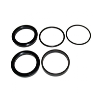 """Cylinder seal kit will fit a Delavan cylinder with the rod size of 1 ½"""" and bore size of 2 ½"""". The diameter measurement of the bore is 2 7/8"""". This seal kit will replace all of the seals that are included in this cylinder. 040063P,DEL,Delevan"""
