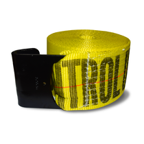 4in x 27ft Cargo Strap with Flat hook
